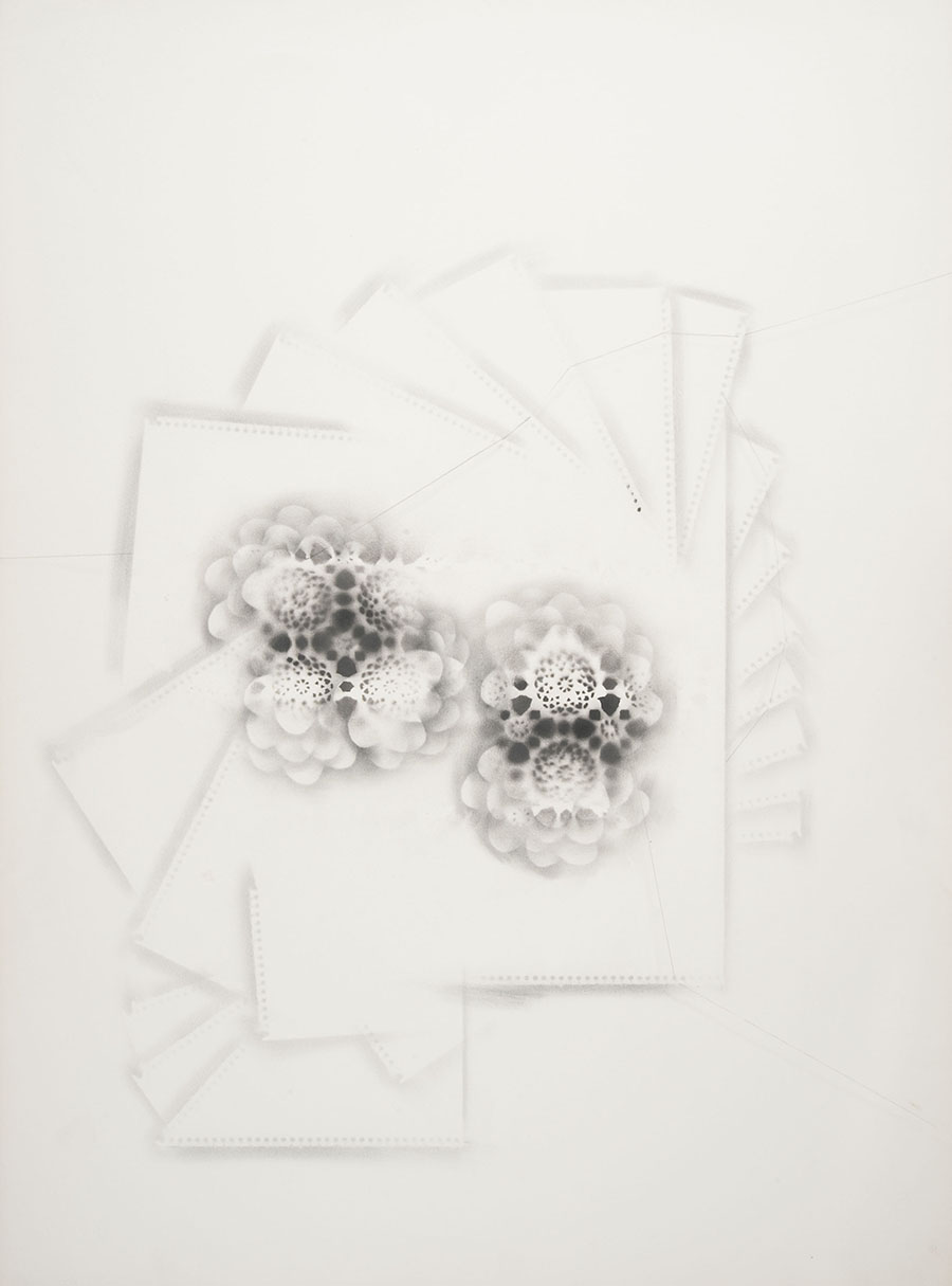 Agustín Fernández (Cuban-American, 1928–2006), <em>Untitled</em>, ca. 1975–1980, graphite on paper. Gift of the Agustín Fernández Foundation, 2010.032.001