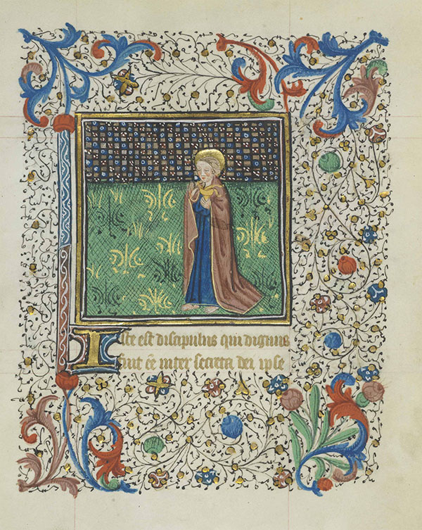 Hour by Hour: Reconstructing a Medieval Breton Prayer Book