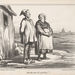 UNBELIEVABLE. . . WE ARE PARISIANS NOW TOO!, from the series ACTUALITES, 1860