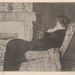 Mary Cassatt (American, 1844–1926), <em>Before the Fireplace (No. 1)</em>, ca. 1882, softground etching with aquatint on heavy wove paper, 6.25 x 8.25 inches (plate). Acquired with funds from the Humana Foundation for American Art, 2005.052.002