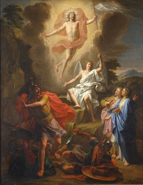 Noël Coypel (French, 1628-1707) Resurrection of Christ, ca