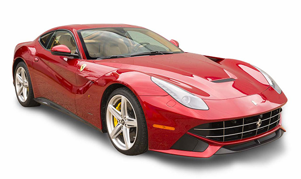 2014 Ferrari F12 Berlinetta on loan from the<br>Jack B. Smith Jr. Automobile Collection