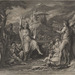James Barry (Irish, 1741–1806), <em>Orpheus Instructing the Savage People</em>, 1792, etching and engraving, 16.4 x 19.9 (plate). The William and Nancy Pressly Collection acquired with funds made available by the F. T. Stent Family, 2015.001.013