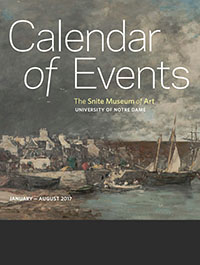 Calendar of Events | January 2017