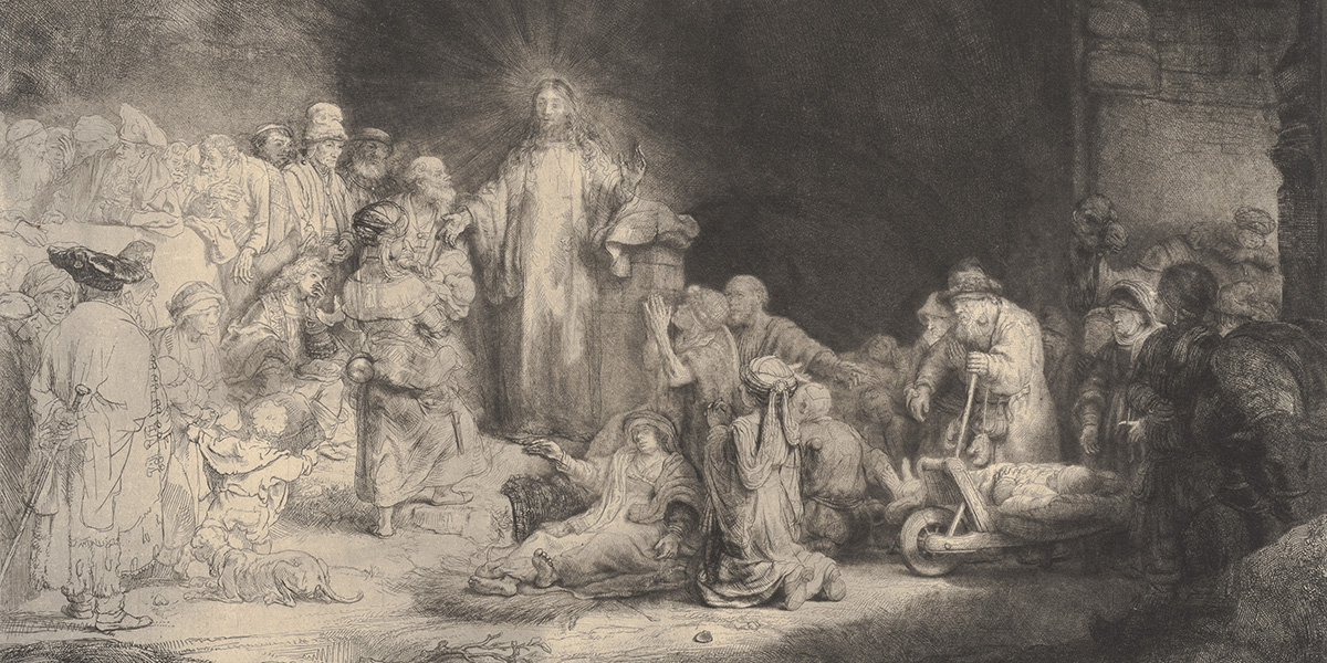 Rembrandt's Religious Prints: the Feddersen Collection
