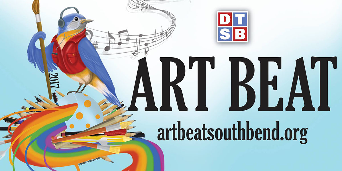 Family Day @ Art Beat (Downtown South Bend)