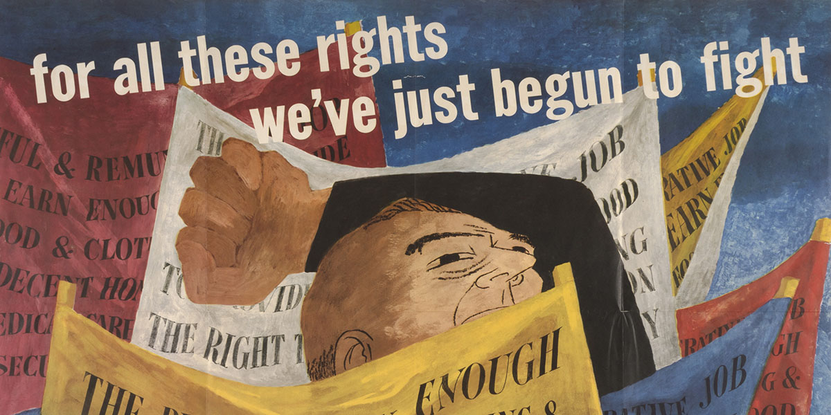 <em>For All These Rights We've Just Begun to Fight</em>: Ben Shahn and the Art of Resistance