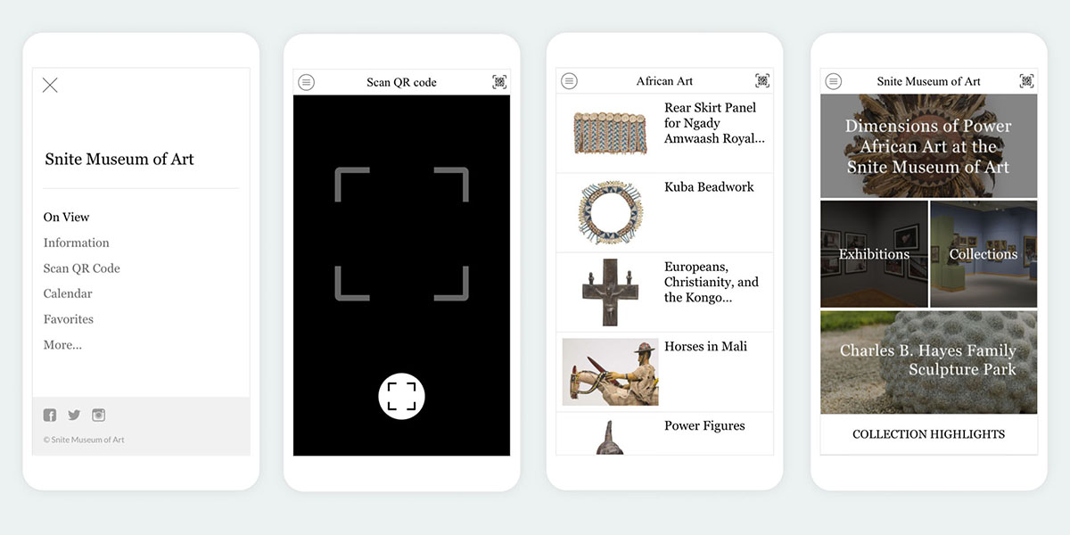 Snite Museum of Art | Mobile App