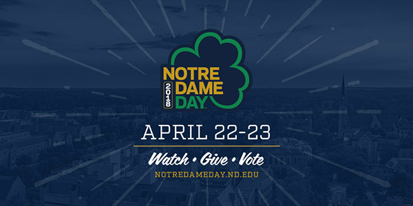 Notre Dame Day! Support Student Involvement at the Snite Museum of Art